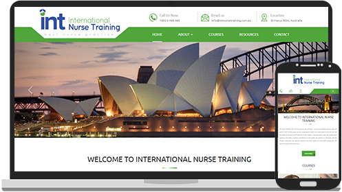 Int Nurse Training, Australia